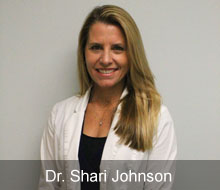 Dr. Shari Johnson